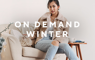On Demand Winter Collection